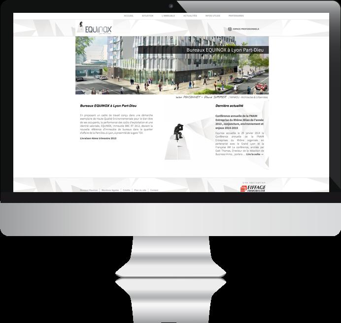 Eiffage Immobilier - Bureaux Equinox
